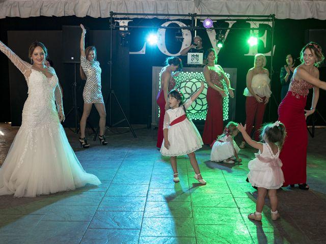 La boda de Alberto y Sukina en Otura, Granada 71