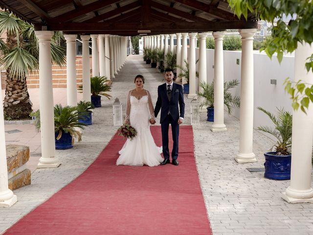 La boda de Alberto y Sukina en Otura, Granada 73