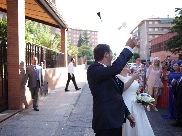 La boda de Francisco Miguel y Leticia en Guadalajara, Guadalajara 22