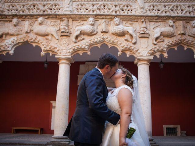 La boda de Francisco Miguel y Leticia en Guadalajara, Guadalajara 24