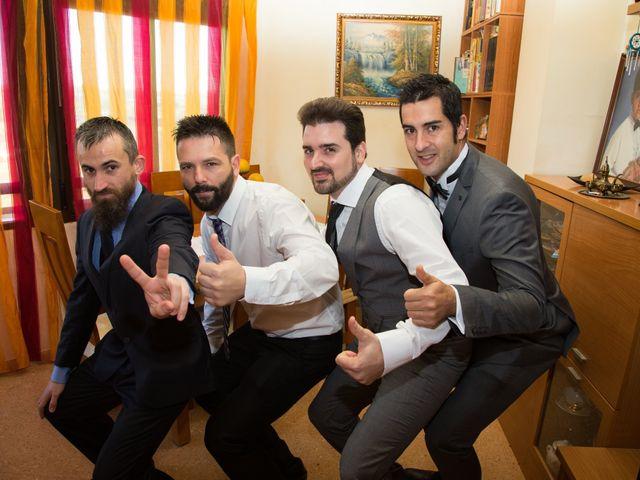 La boda de Daniel y Teresa en Elx/elche, Alicante 2