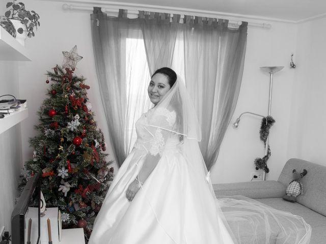 La boda de Daniel y Teresa en Elx/elche, Alicante 7