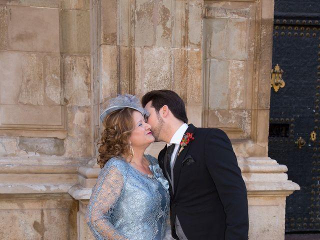 La boda de Daniel y Teresa en Elx/elche, Alicante 9