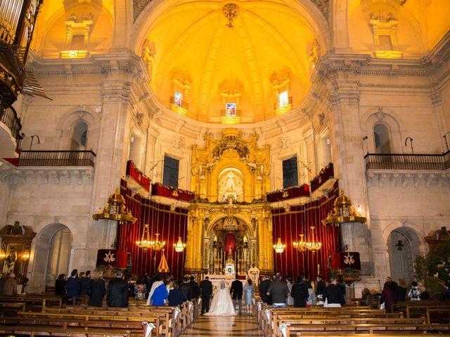 La boda de Daniel y Teresa en Elx/elche, Alicante 10