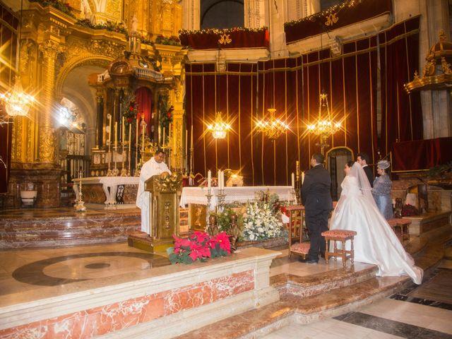 La boda de Daniel y Teresa en Elx/elche, Alicante 12