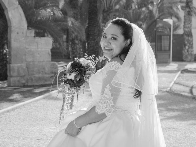 La boda de Daniel y Teresa en Elx/elche, Alicante 17