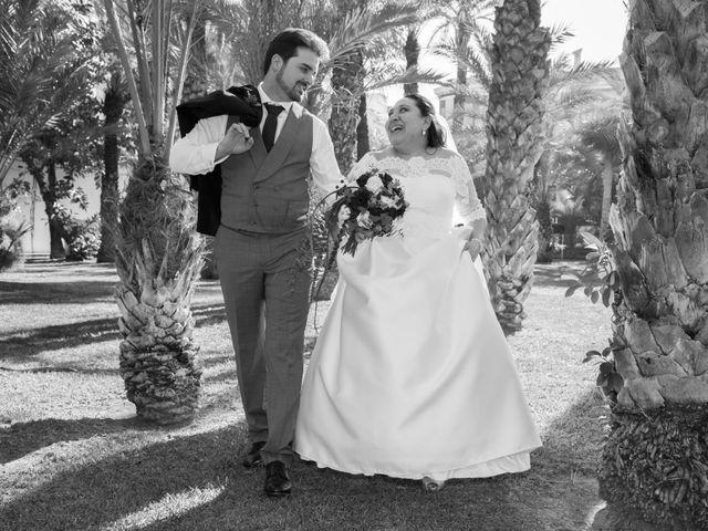La boda de Daniel y Teresa en Elx/elche, Alicante 19