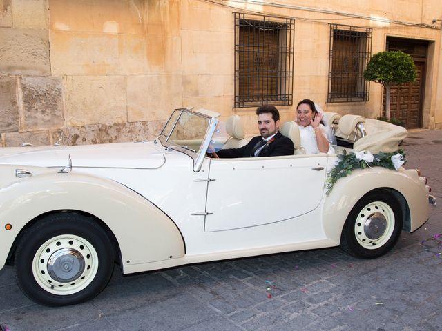 La boda de Daniel y Teresa en Elx/elche, Alicante 20
