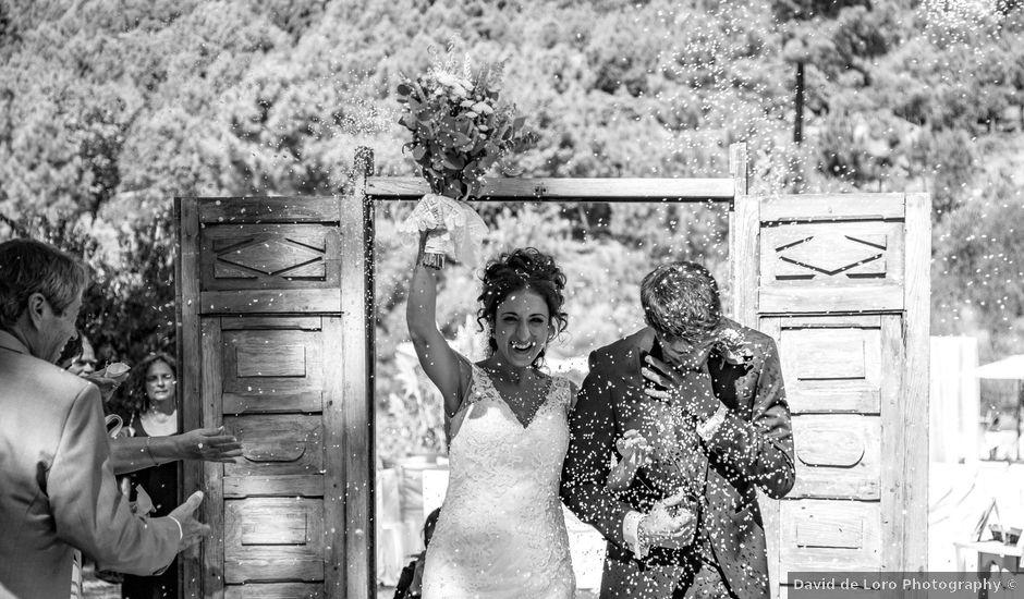 La boda de Tomi y Cristina en Arenas De San Pedro, Ávila