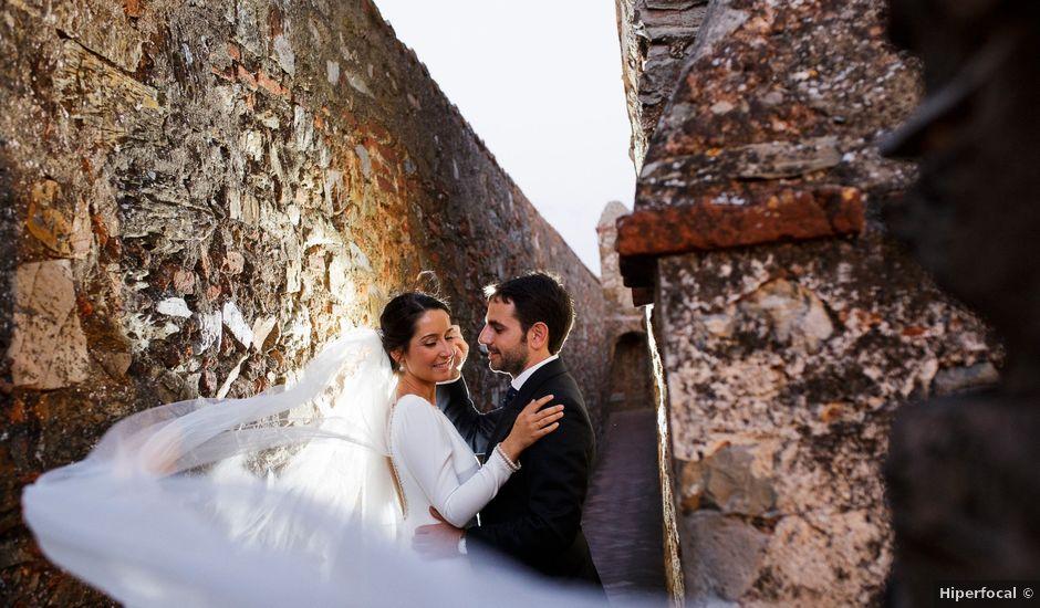 La boda de Alberto y Carmen en Zafra, Badajoz
