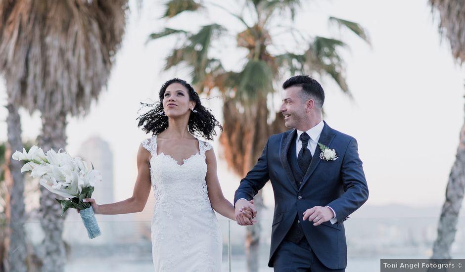 La boda de Marc y Kelly en Barcelona, Barcelona