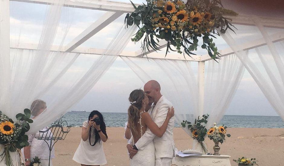 La boda de Edu y Silvia en El Saler, Valencia