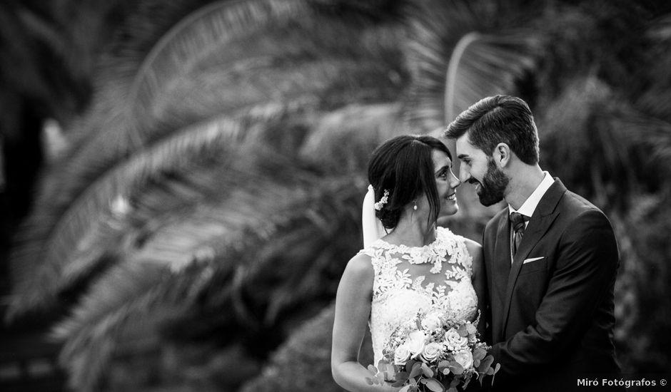 La boda de Jonathan y Belén en Almendralejo, Badajoz