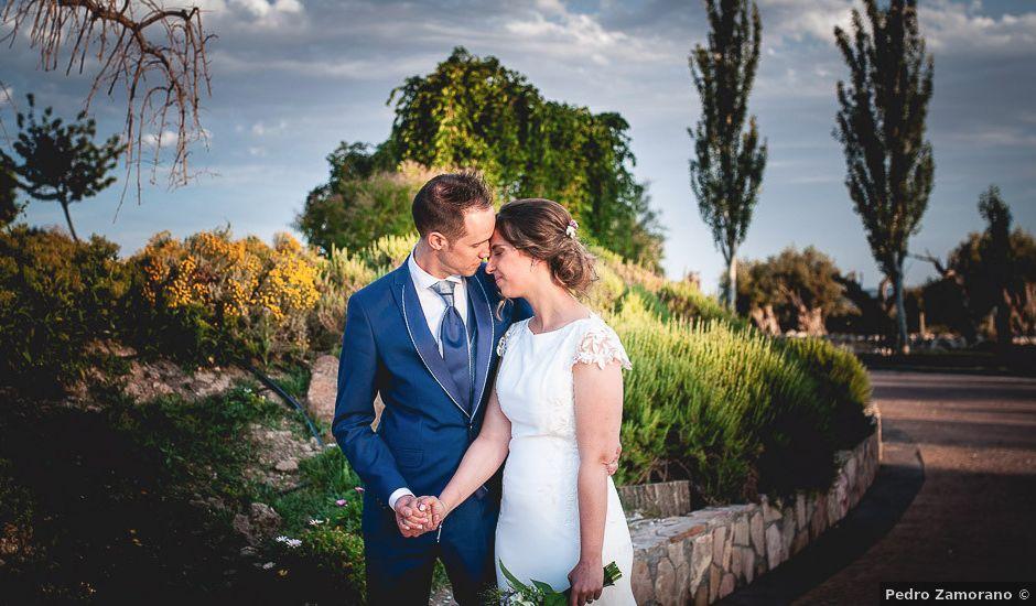 La boda de Adrián y Raquel en Seseña Viejo, Toledo