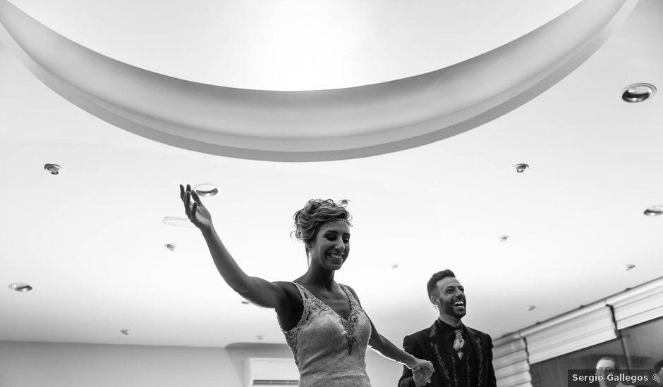 La boda de Jorge y Garoa en Petrer, Alicante