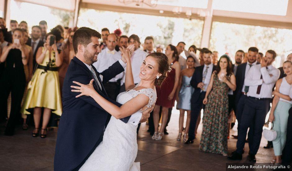 La boda de Vicente y Cristina en Vila-real/villarreal, Castellón