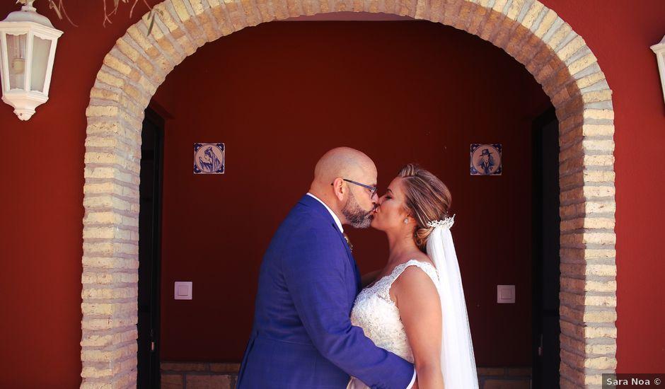 La boda de Oscar y Pilar en Brenes, Sevilla