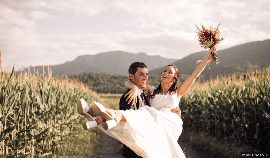 La boda de Jordi y Anna en Olot, Girona