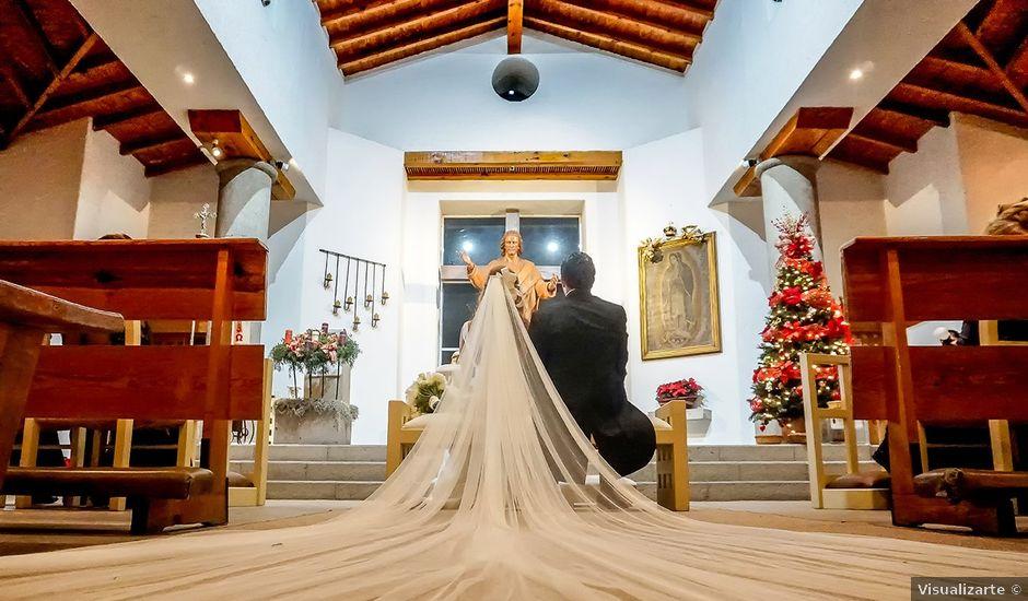 La boda de Alex y Armanda en Torremocha Del Jarama, Madrid