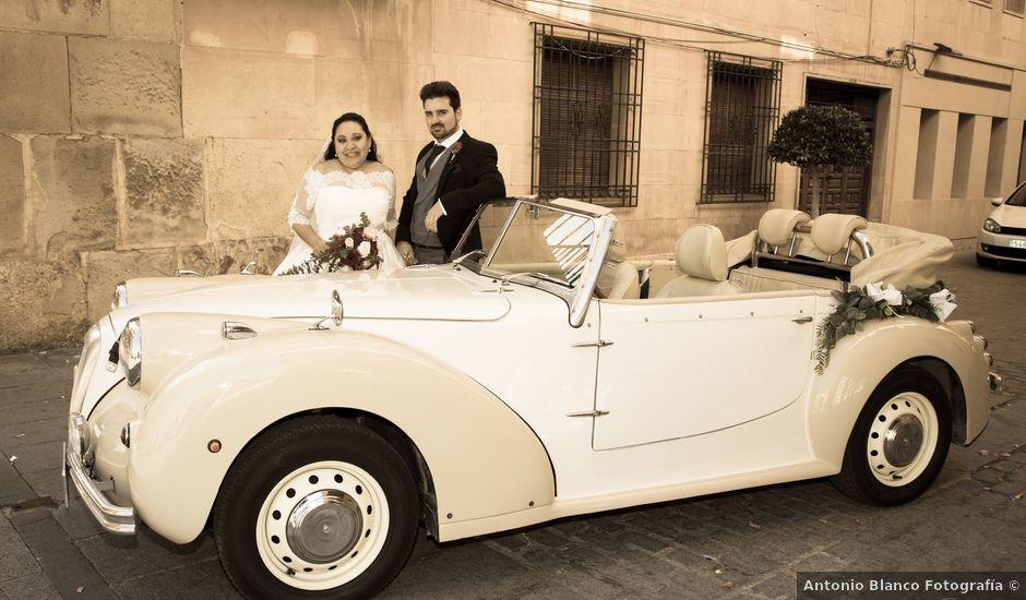 La boda de Daniel y Teresa en Elx/elche, Alicante