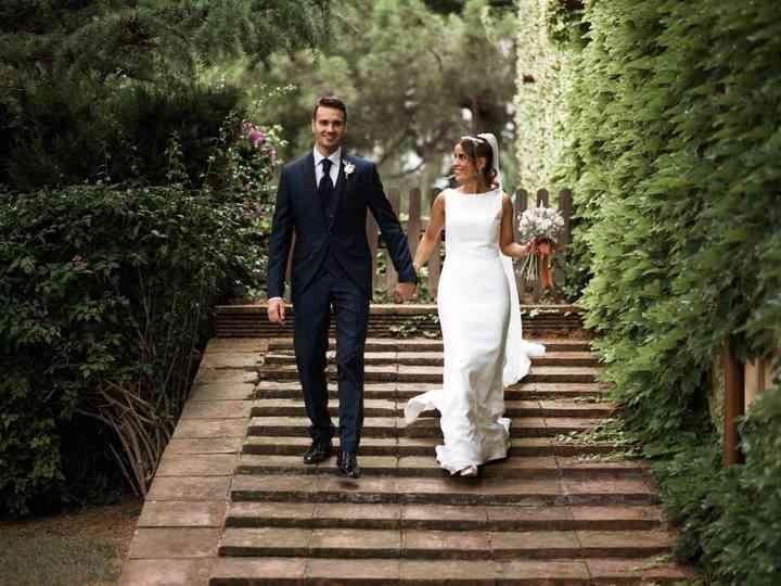 La boda de Alba y Oriol