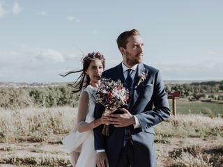 La boda de Paula y Guillermo