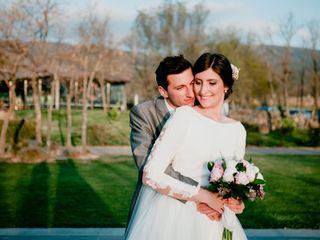 La boda de Debbie y Edu