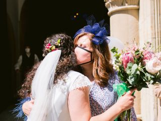 La boda de Rocío  y Dani 2