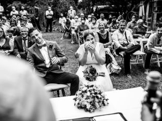 La boda de Alba y Oscar