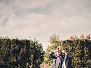 La boda de Joëlle  y Juan Manuel  3