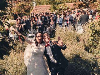 La boda de Joëlle  y Juan Manuel