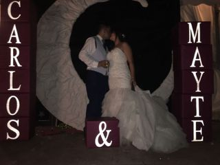 La boda de Mayte  y Carlos 3