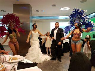 La boda de Marta y Iury 3