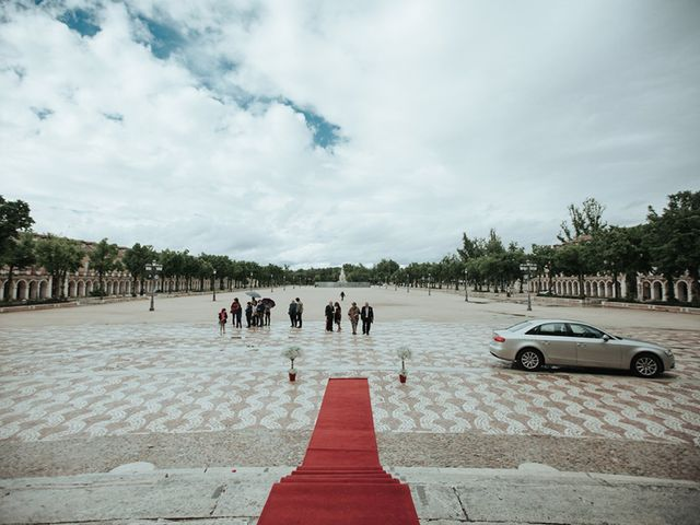 La boda de Guillermo y Paula en Aranjuez, Madrid 17