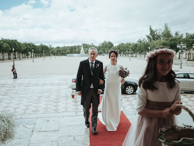 La boda de Guillermo y Paula en Aranjuez, Madrid 18