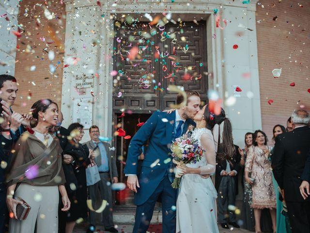 La boda de Guillermo y Paula en Aranjuez, Madrid 21
