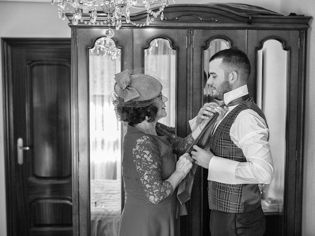 La boda de Víctor y Estela en Simancas, Valladolid 8