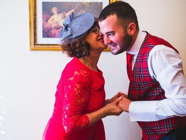 La boda de Víctor y Estela en Simancas, Valladolid 9