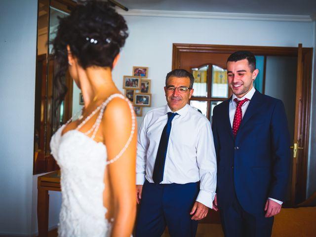 La boda de Víctor y Estela en Simancas, Valladolid 27