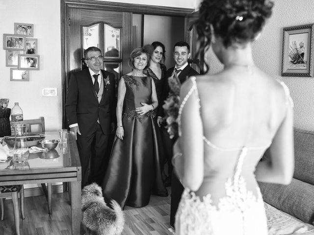 La boda de Víctor y Estela en Simancas, Valladolid 35