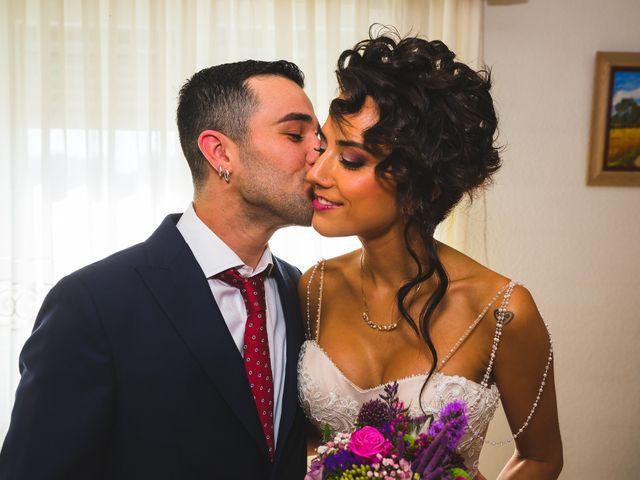 La boda de Víctor y Estela en Simancas, Valladolid 36