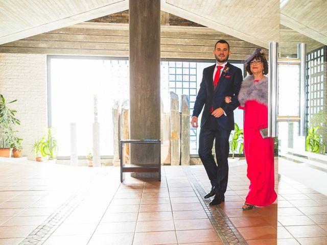 La boda de Víctor y Estela en Simancas, Valladolid 38