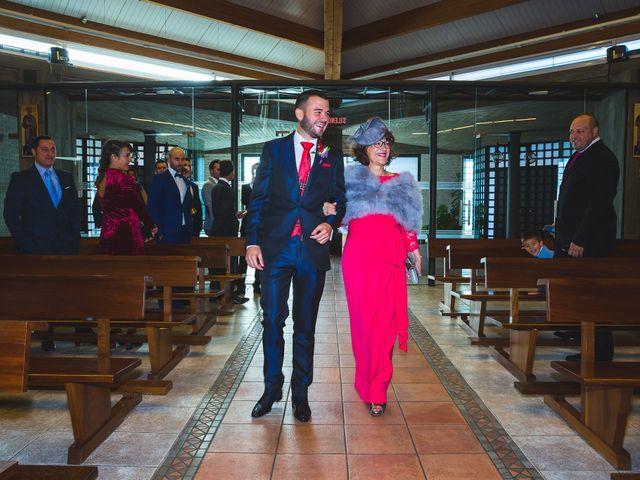 La boda de Víctor y Estela en Simancas, Valladolid 39