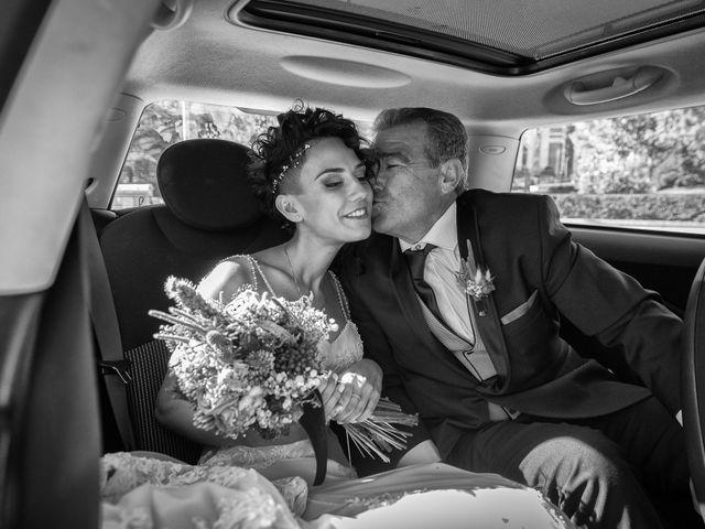 La boda de Víctor y Estela en Simancas, Valladolid 40