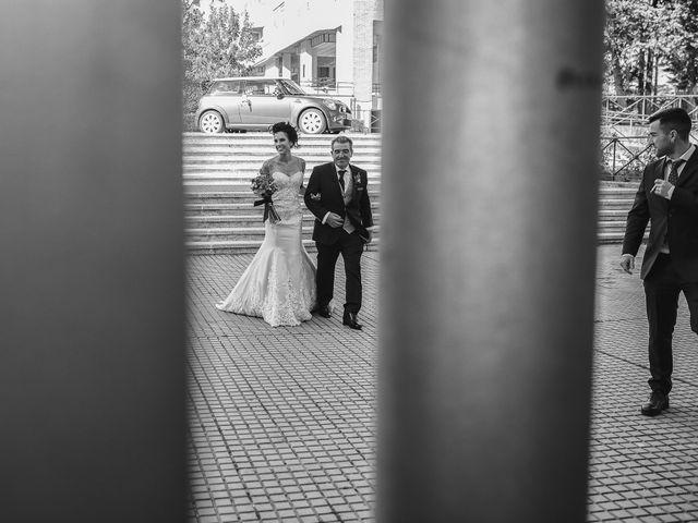 La boda de Víctor y Estela en Simancas, Valladolid 45