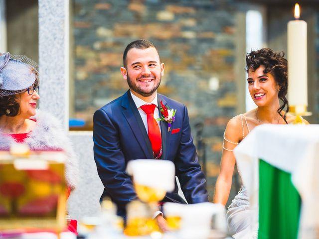 La boda de Víctor y Estela en Simancas, Valladolid 49