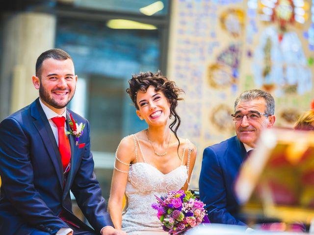 La boda de Víctor y Estela en Simancas, Valladolid 50