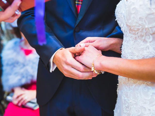 La boda de Víctor y Estela en Simancas, Valladolid 51
