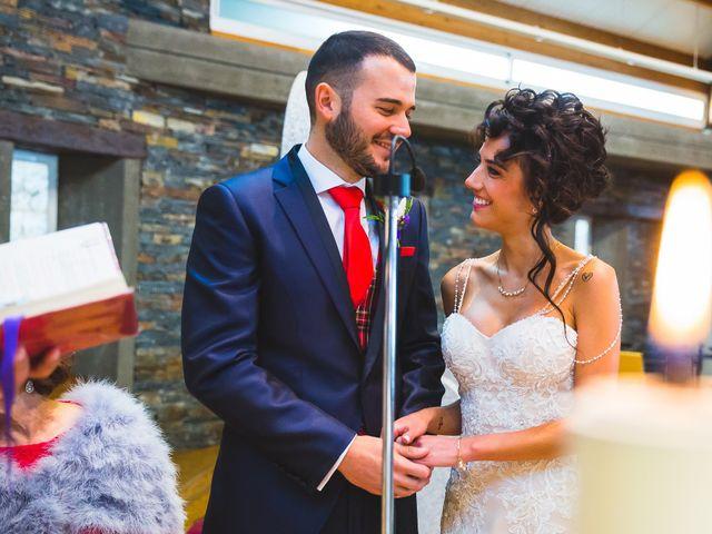 La boda de Víctor y Estela en Simancas, Valladolid 52