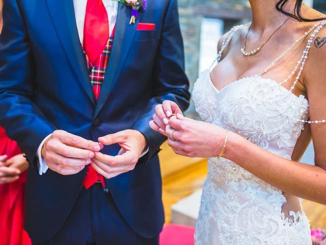 La boda de Víctor y Estela en Simancas, Valladolid 53